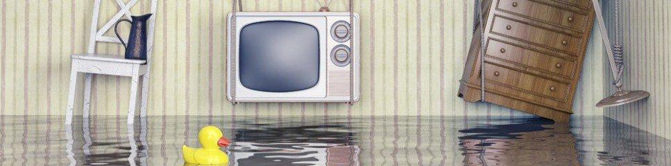 Что делать, если соседи затопили квартиру?