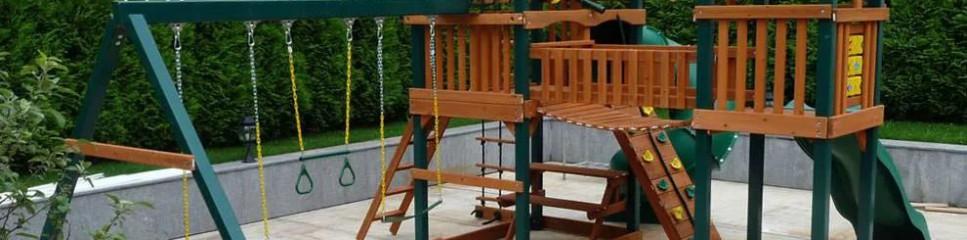 Как добиться установки детской площадки?