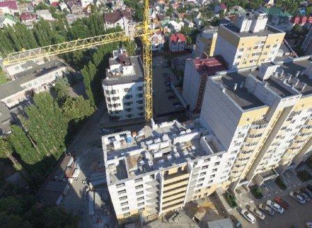 Жилой дом по ул. Моисеева, 37А