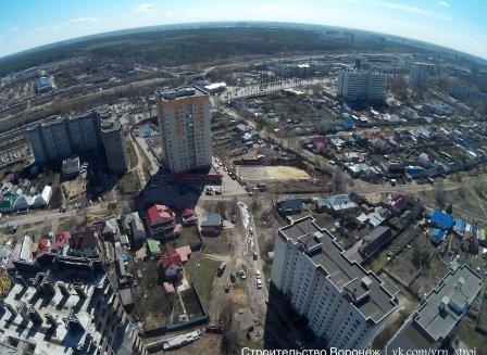 Жилой дом по ул. Рокоссовского, 45