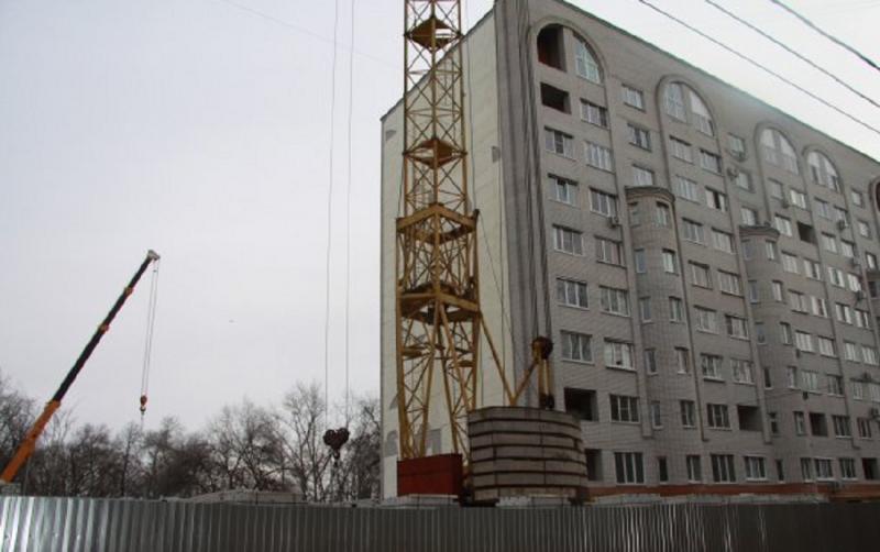 Жилой дом на ул. Черняховского, 15а