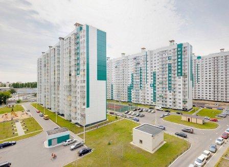 Комплекс жилых домов по ул. Беговая, 219в