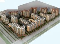 Жилой комплекс «Микрорайон 11А» в Северном районе