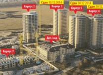 ЖК «Звeздный квартал» в Шилово