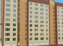 Жилой дом в переулке Здоровья, 90и