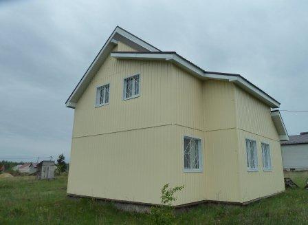 Дом 118.00-Кв.м. на участке 12.00 сот.