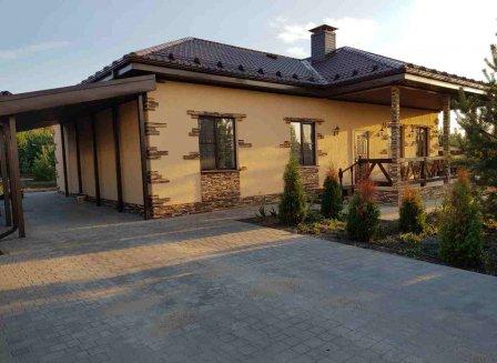 Дом 125.00-Кв.м. на участке 12.00 сот.