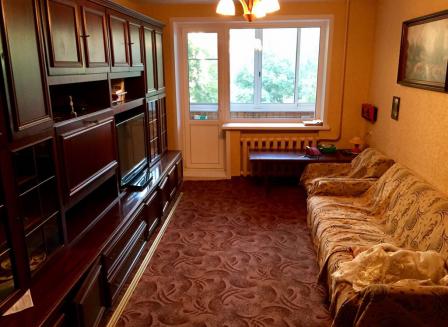 3-комнатная квартира, 50.00-Кв.м.