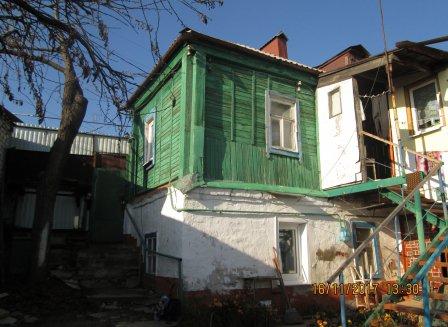 Дом 50.90-Кв.м. на участке 2.20 сот.