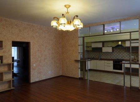 4-комнатная квартира, 134.00-Кв.м.