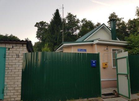 Дом 43.00-Кв.м. на участке 10.00 сот.