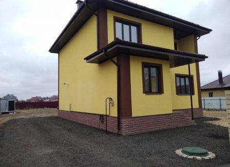 Дом 152.00-Кв.м. на участке 15.00 сот.
