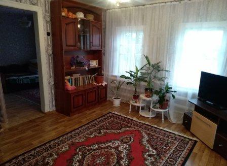 Дом 56.40-Кв.м. на участке 21.60 сот.