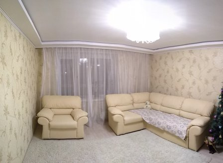 3-комнатная квартира, 82.90-Кв.м.