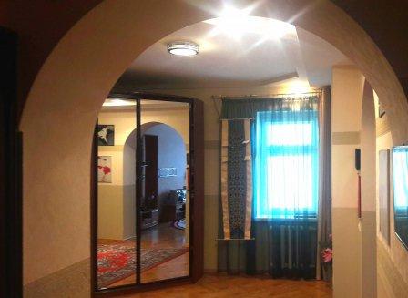 3-комнатная квартира, 93.40-Кв.м.