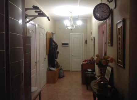 3-комнатная квартира, 76.80-Кв.м.