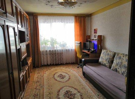 2-комнатная квартира, 50.30-Кв.м.