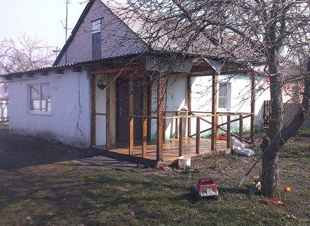 Дом 54.00-Кв.м. на участке 13.00 сот.