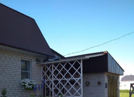 Дом 61.00-Кв.м. на участке 8.00 сот.