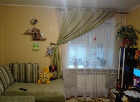 1-комнатная квартира, 31.60-Кв.м.