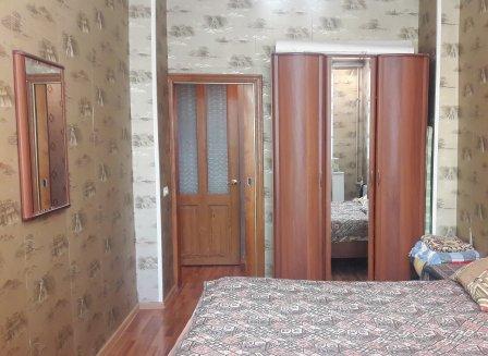 3-комнатная квартира, 75.60-Кв.м.