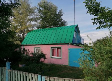 Дом 66.00-Кв.м. на участке 25.00 сот.