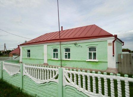 Дом 46.00-Кв.м. на участке 38.00 сот.