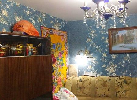 3-комнатная квартира, 55.00-Кв.м.