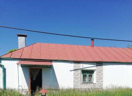 Дом 53.00-Кв.м. на участке 15.00 сот.