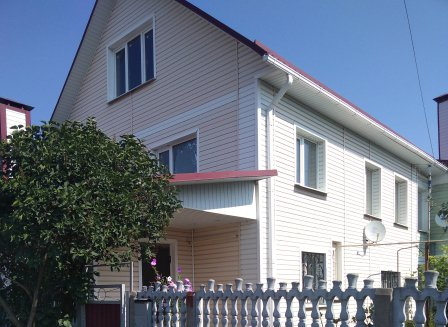 Дом 100.00-Кв.м. на участке 4.00 сот.