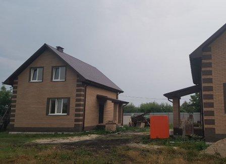 Дом 130.00-Кв.м. на участке 6.00 сот.