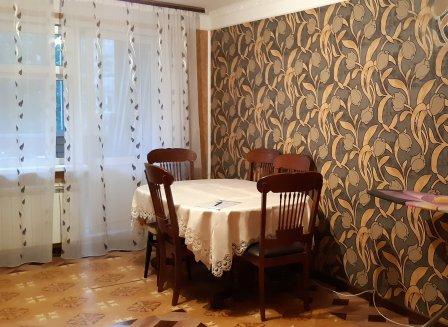 3-комнатная квартира, 85.50-Кв.м.