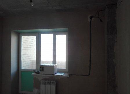 1-комнатная квартира, 34.60-Кв.м.
