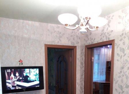 1-комнатная квартира, 44.00-Кв.м.