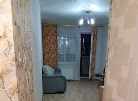 1-комнатная квартира, 26.00-Кв.м.