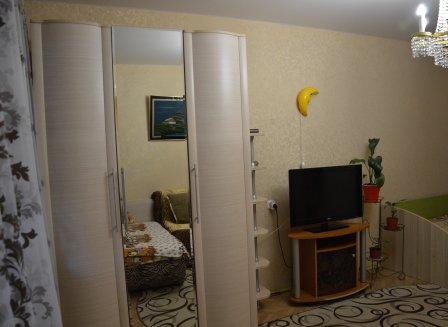 1-комнатная квартира, 37.40-Кв.м.