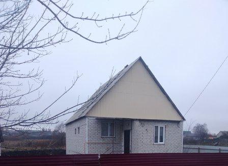 Дом 63.00-Кв.м. на участке 12.00 сот.