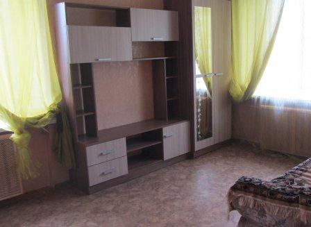 1-комнатная квартира, 31.80-Кв.м.