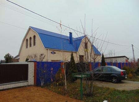 Дом 221.00-Кв.м. на участке 15.00 сот.