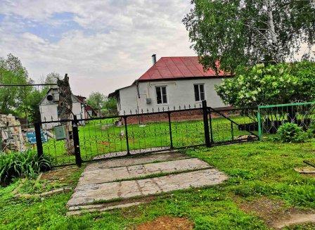 Дом 60.00-Кв.м. на участке 48.00 сот.