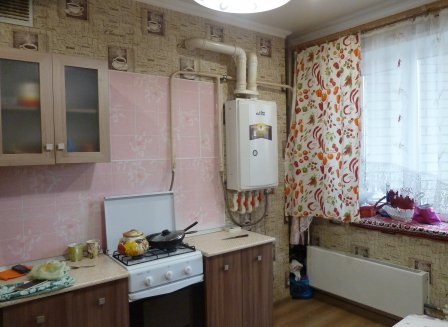1-комнатная квартира, 44.40-Кв.м.