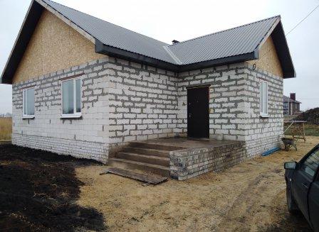 Дом 102.00-Кв.м. на участке 10.00 сот.
