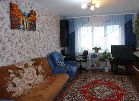 3-комнатная квартира, 68.40-Кв.м.