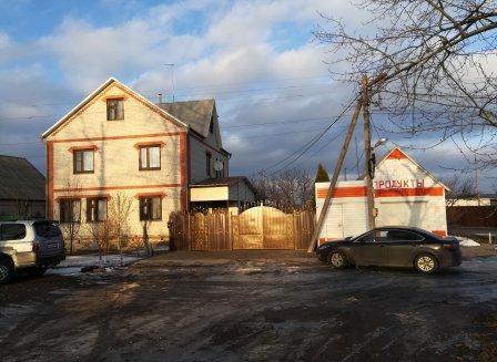 Дом 188.20-Кв.м. на участке 13.09 сот.