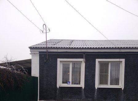 Дом 77.60-Кв.м. на участке 6.00 сот.