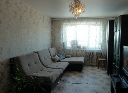 3-комнатная квартира, 67.60-Кв.м.