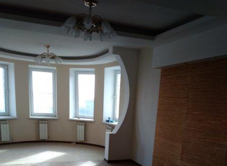 4-комнатная квартира, 132.00-Кв.м.