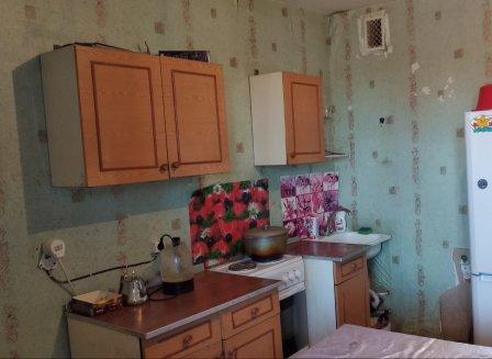 1-комнатная квартира, 35.70-Кв.м.