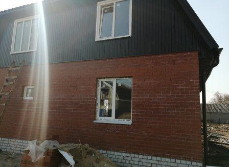 Дом 118.00-Кв.м. на участке 7.00 сот.