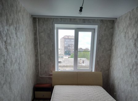2-комнатная квартира, 55.00-Кв.м.
